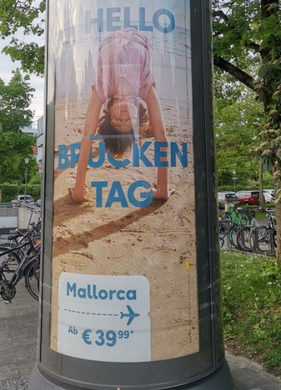 Brückentag auf Mallorca?